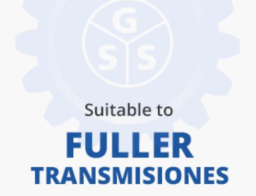 FULLER TRANSMISIONES – 1305 – 2405 – 4205 – 5205 – 5005 – 6306 – 5406 – CL450 – 240V