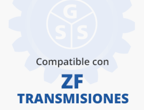 ZF TRANSMISIONES – S 5420 – S 5 42